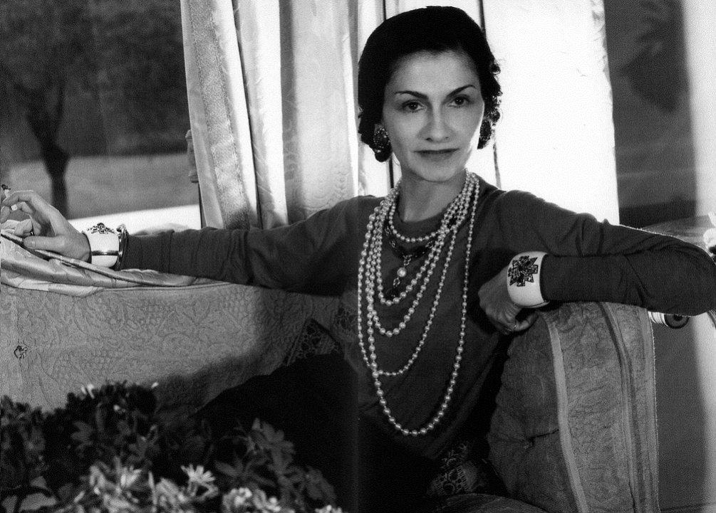 Paryż śladami Coco Chanel - projektantka w hotelu Ritz