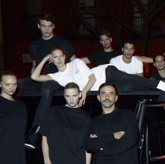 1. Casting do Givenchy Gang