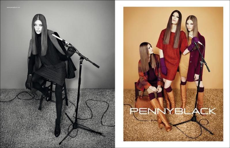 Kampania Penny Black na sezon jesień zima 2012/13