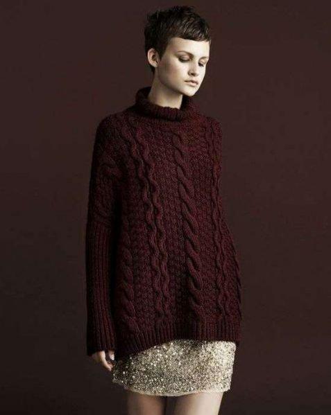 Zara - lookbook wrzesień 2011