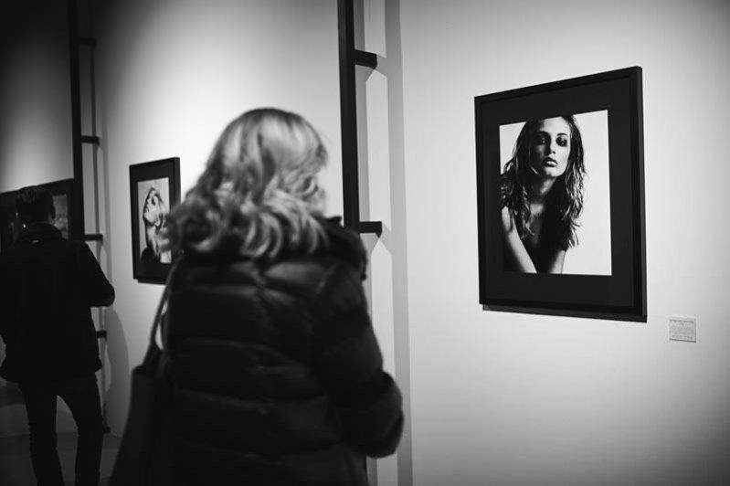 1. Wystawa Marleny Bielinskiej w Galerii w Lesie, styczeń 2016