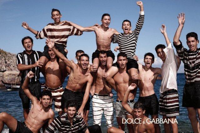Dolce&Gabbana kolekcja wiosna-lato 2013