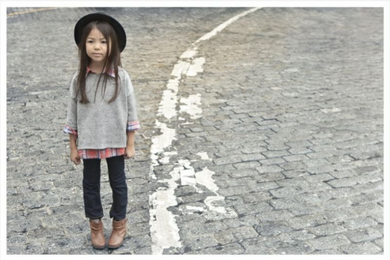 Zara Kids - kolekcja dla dziewczynek na sezon jesień zima 2011
