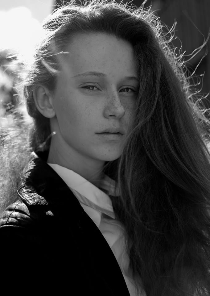 Marcela Pilarek - podopieczna New Age Models