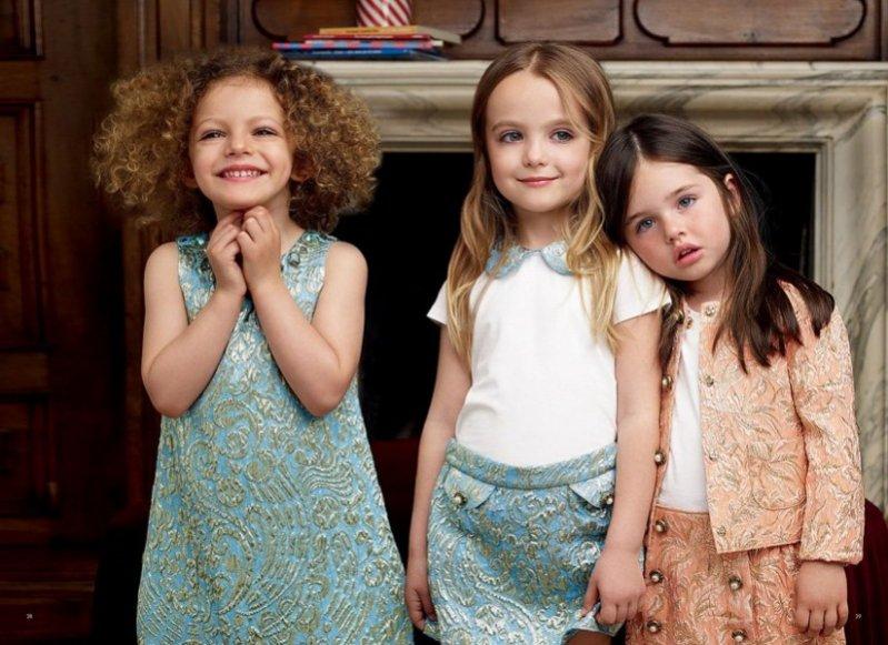 kolekcja Dolce & Gabbana kids jesień zima 2012/2013