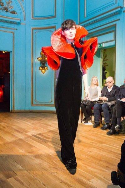 Pierre Cardin zaprezentował kolekcję couture