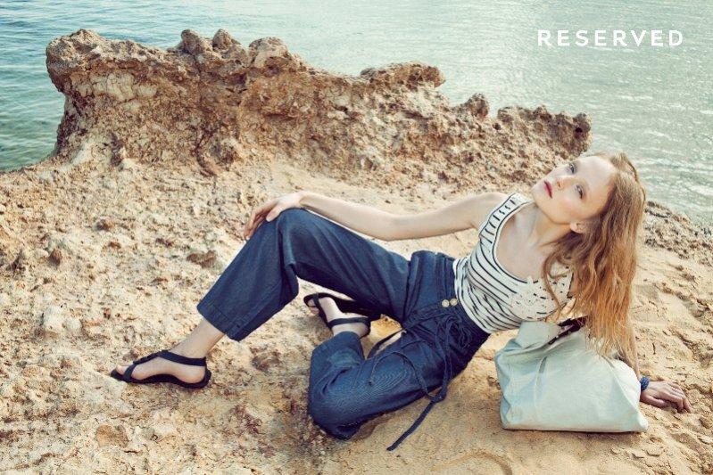 Reserved wiosna-lato 2011, kolekcja jeansowa