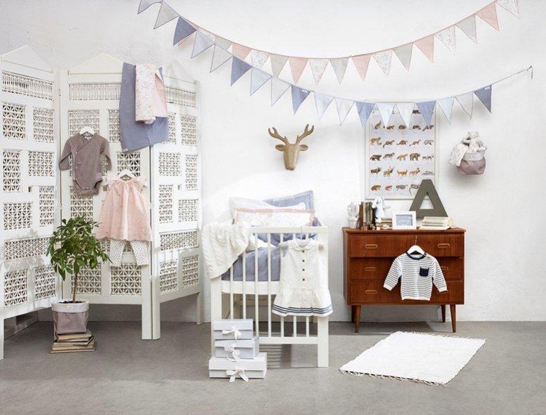 1. KappAhl - kolekcja Newbie Home