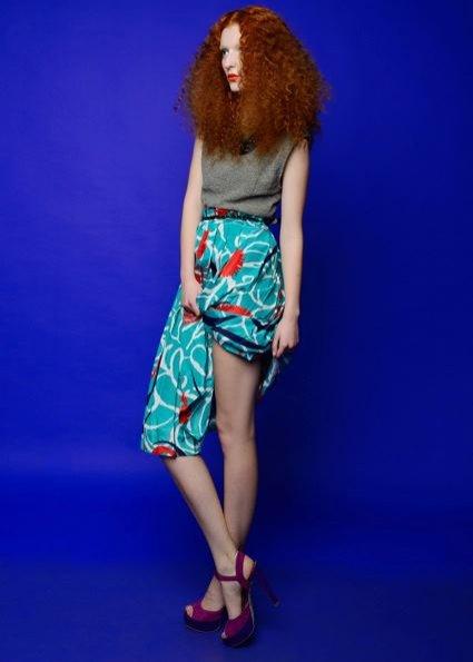 Karolina Caro Grynik - nowa twarz Gaga Models