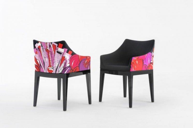 1. Madame - World of Emilio Pucci - kolekcja krzeseł