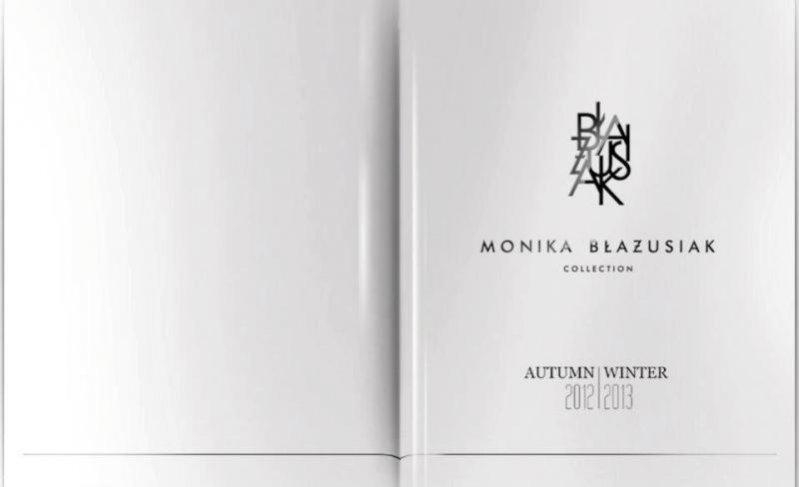 lookbook Moniki Błażusiak na jesień zimę 2012/2013