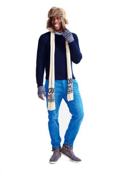 Męska kolekcja New Look jesień-zima 2011/12