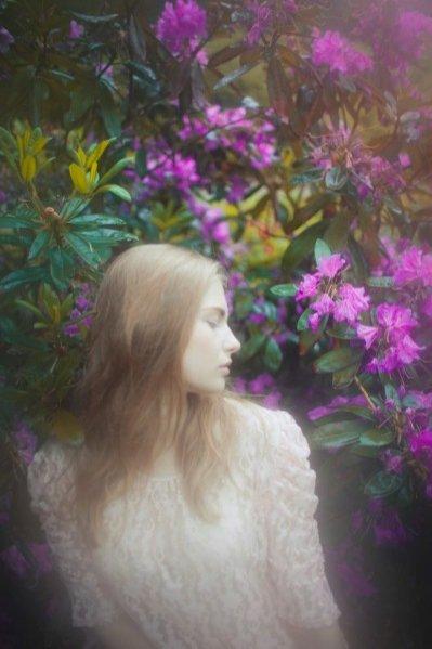 Garden by Paulina Wierzgacz
