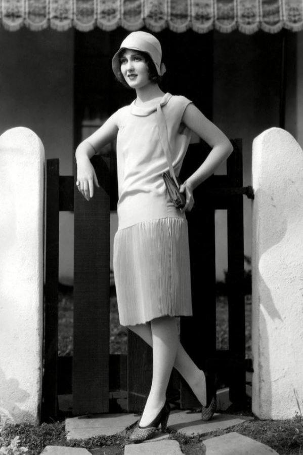Historia mody: 100 lat mody w obrazkach - lata 20' (1)