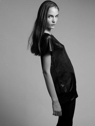 top modelka Zuzanna Bijoch
