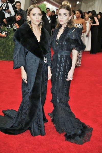 1. Ashley i Mary Kate Olsen