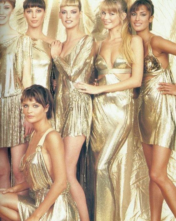 Versace: supermodelki lat 90.