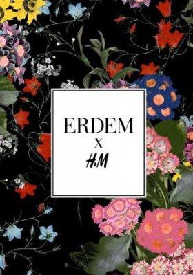 NOWA KOLABORACJA! ERDEM X H&M