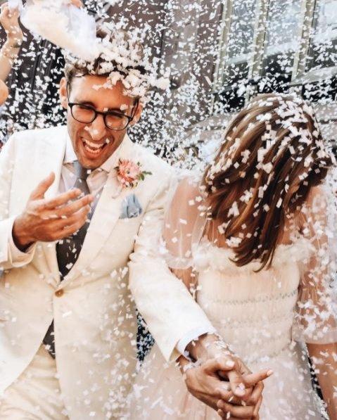 Ślub Agyness Deyn