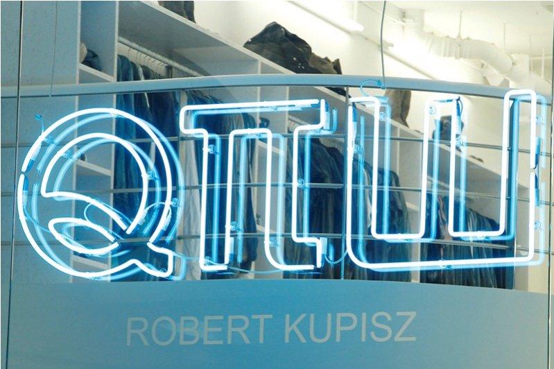 nowy butik Roberta Kupisza w Galerii Mokotów