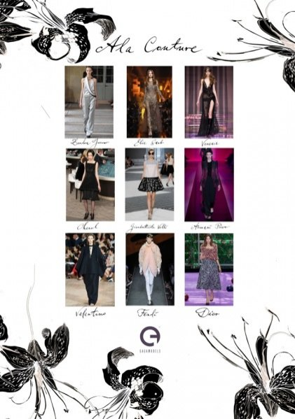 Ala Sekuła na pokazach haute couture jesień zima 2015