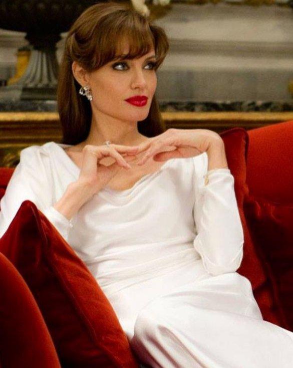 "Angelina Jolie w filmie ""Turysta"