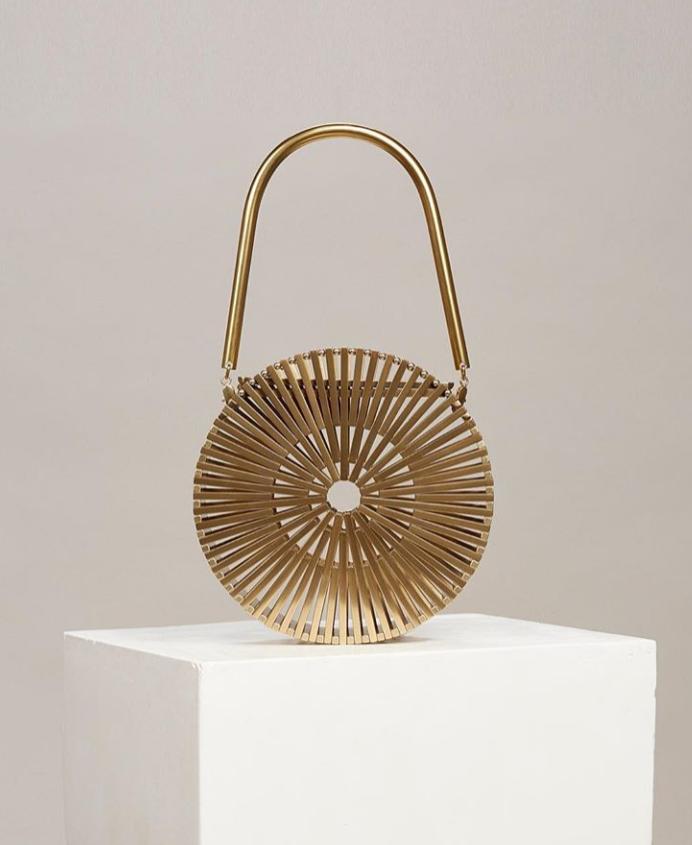 Bambusowa torebka, Cult Gaia