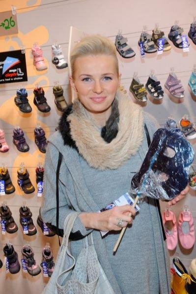 Agnieszka Cegielska wspiera akcję charytatywną organizowaną przez firmę Bartek