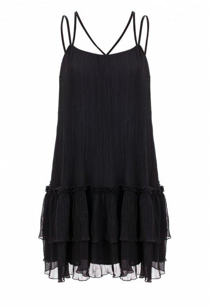 Czarna sukienka Bizuu (790 zł)