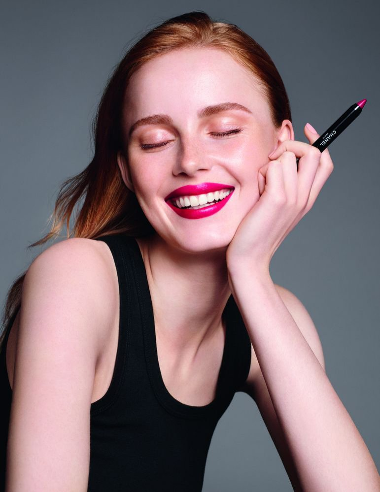 CHANEL Makeup 2017