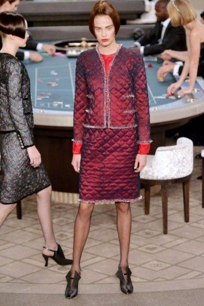 Kolekcja Chanel haute couture jesień zima 2015