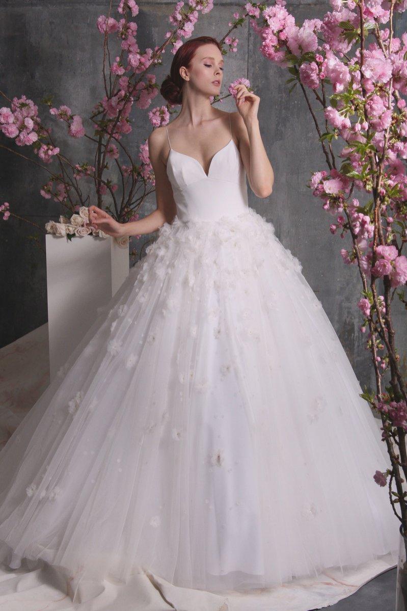Suknia ślubna Christian Siriano