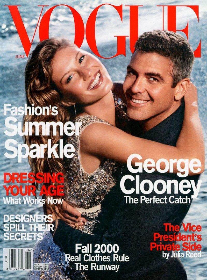 Vogue US, czerwiec 2000