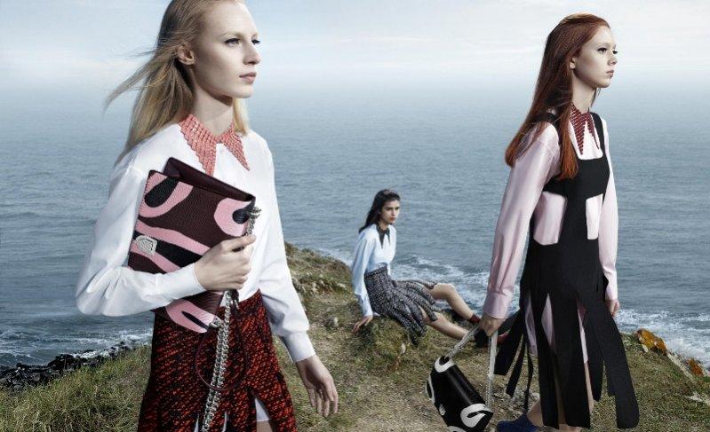 Kampania Dior jesień zima 2015/2016