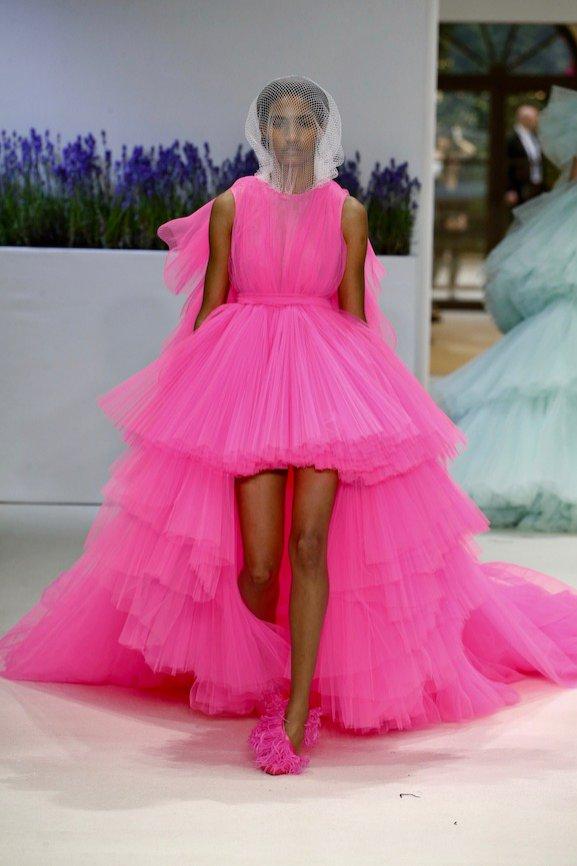 Shocking Pink: Giambattista Valli