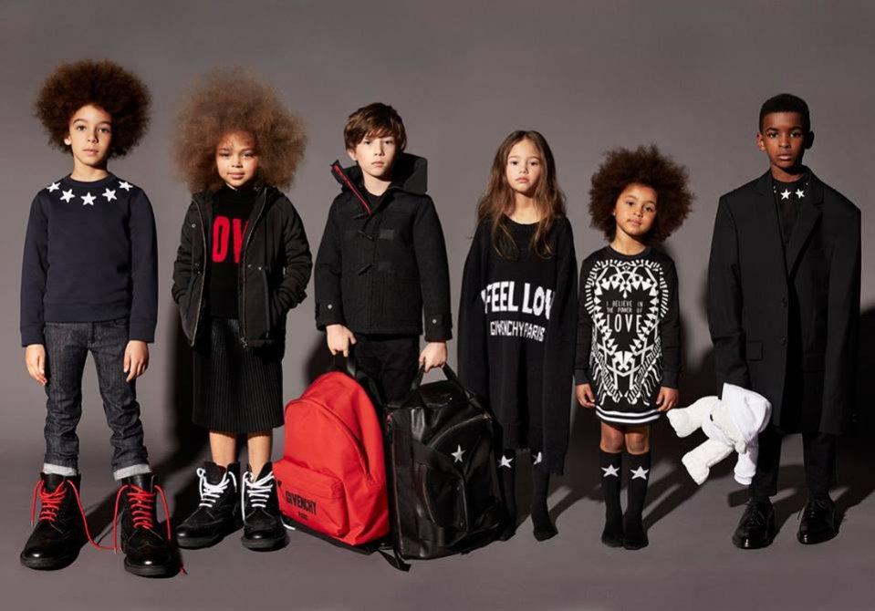 Kolekcja Givenchy Kids