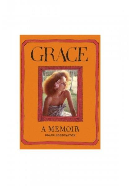 1. Książka GRACE:  A Memoir, ok.150PLN