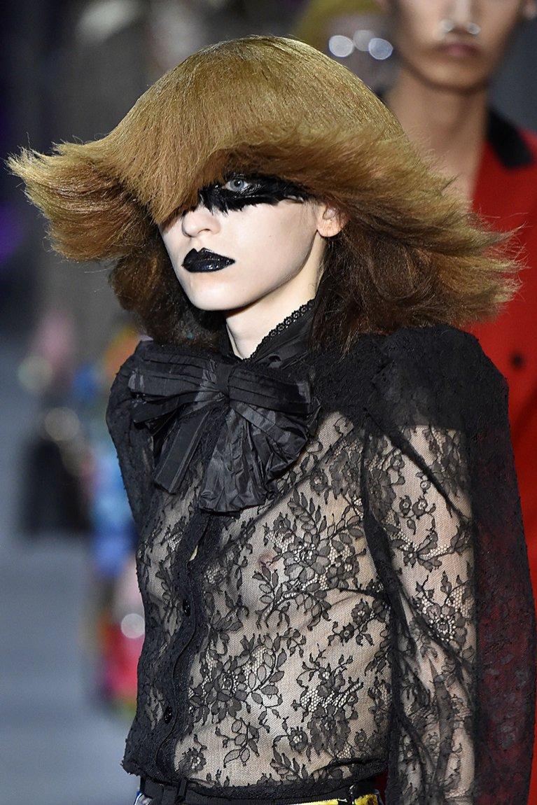 Makijaż Gucci