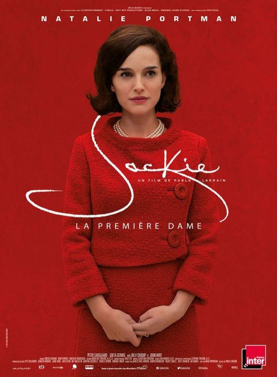 "Film ""Jackie"" - Natalie Portman"