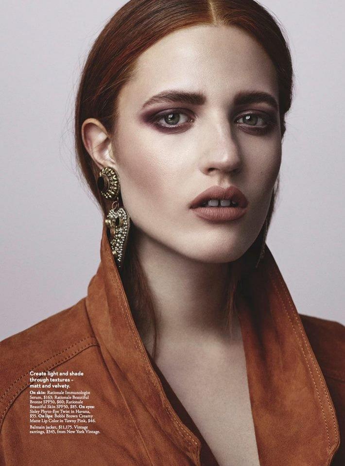Julia Banaś x Vogue Australia