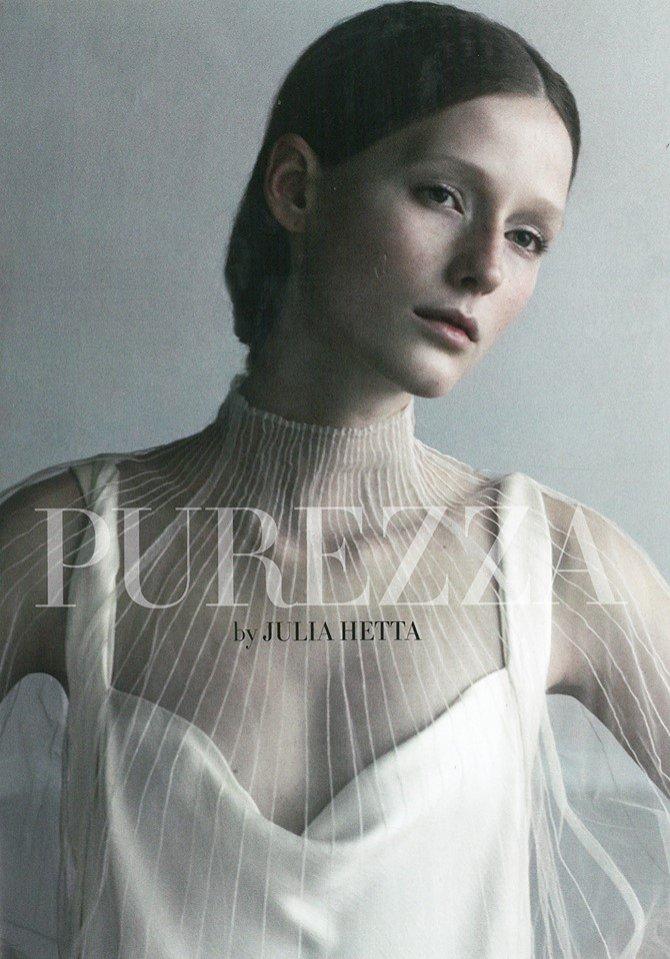 Vogue Italia - Purezza