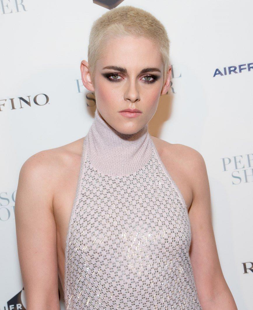 Nowa fryzura Kristen Stewart 2017