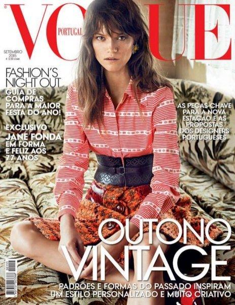 Kasia Struss - Vogue Portugal