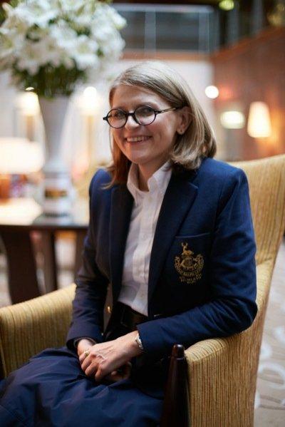 1. Wywiad z dr Ireną Kamińską-Radomską