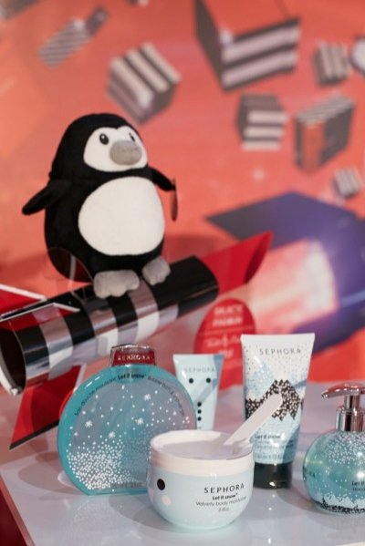 1. Sephora Open Door Xmas 2015