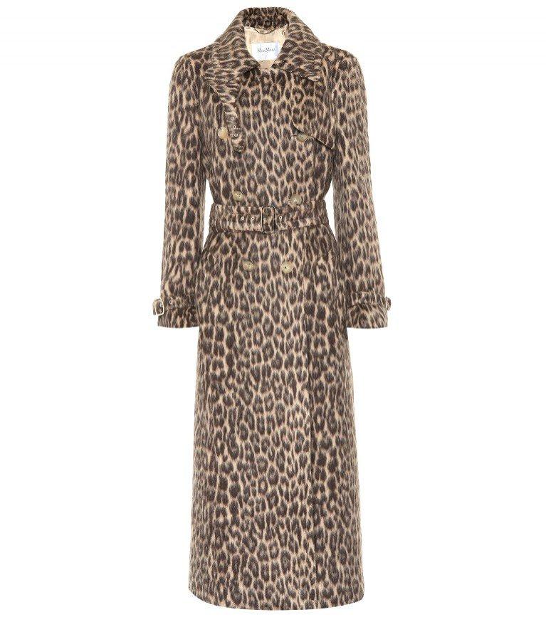 Płaszcz w panterkę Max Mara / Mytheresa, 1800 eu