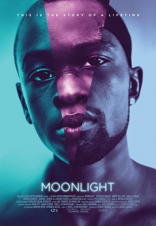 Najlepszy film: MOONLIGHT