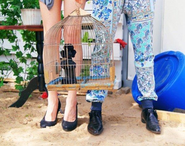 Kolekcja klu. by Edyta Jermacz na sezon wiosna lato 2012 w obiektywie Jacka Narkieluna