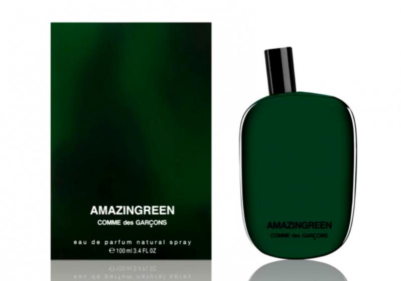 """perfum """"Amazingreen"""" od Comme des Garcons"""