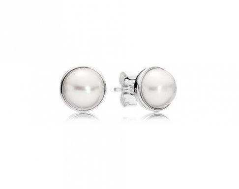 Kolczyki z perłami PANDORA